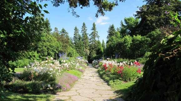 Les plus beaux jardins de l\'Est du Québec – Jardinier paresseux