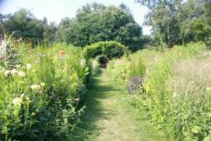 Jardin de fleurs coupées Chanticleer