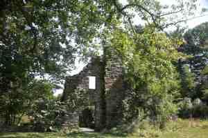 Jardin des ruines Chanticleer