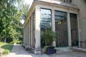 Jardin d'hiver Winterthur
