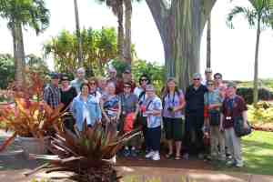 Photo de groupe 1 - Dole Plantation