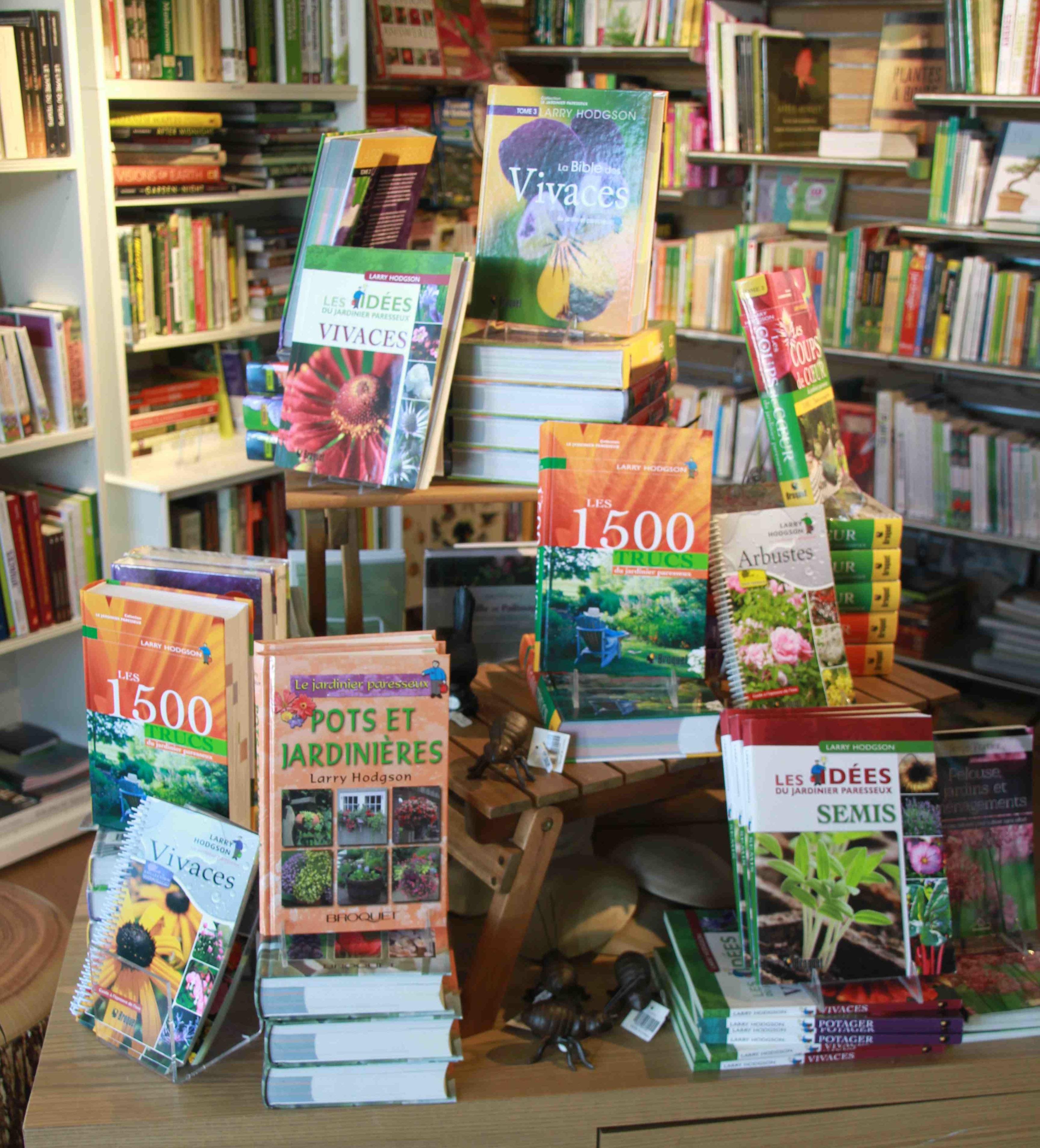 livres en cadeau jardinier paresseux monsite. Black Bedroom Furniture Sets. Home Design Ideas