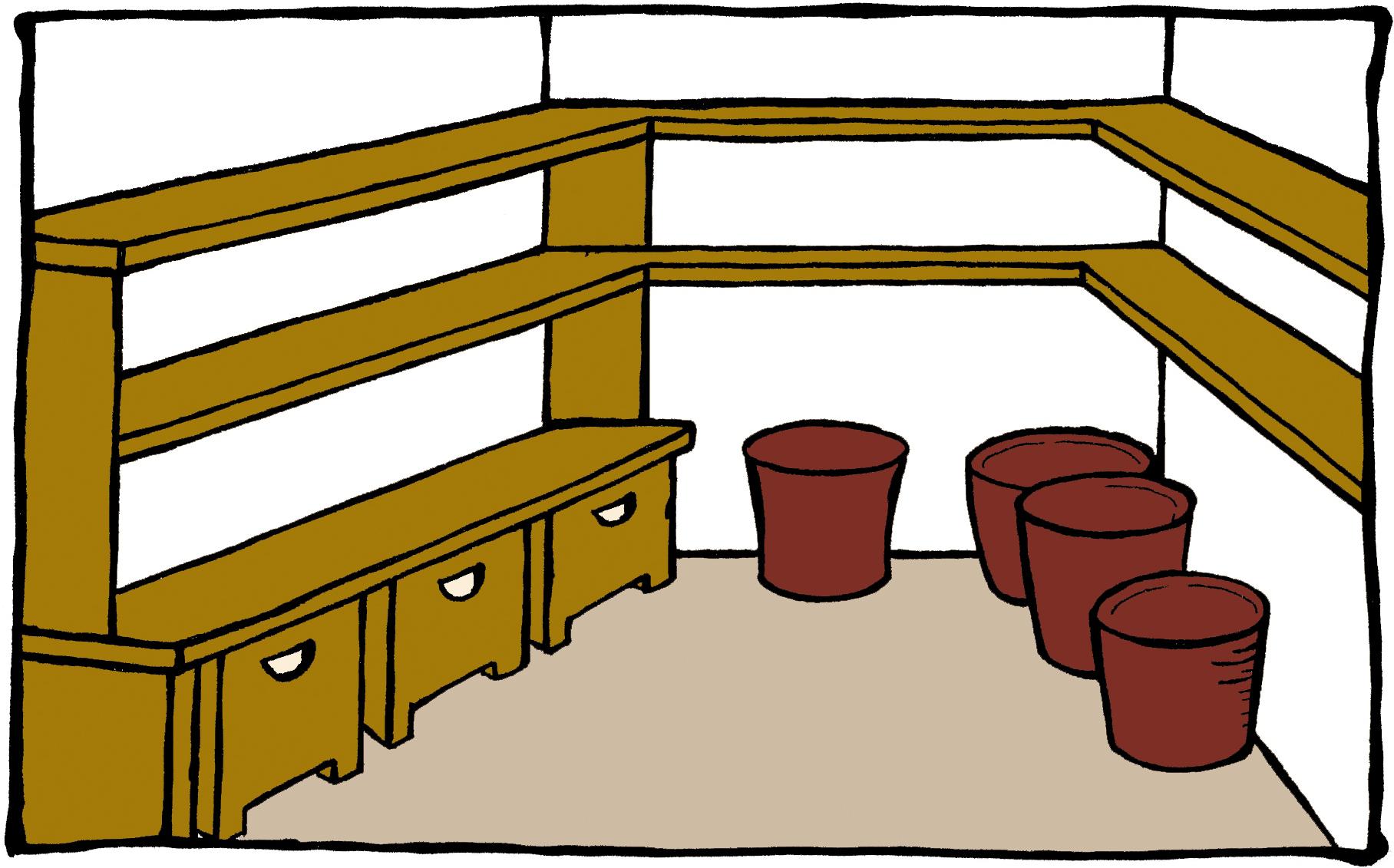 Bien connu Chambre froide construction – Jardinier paresseux KU02