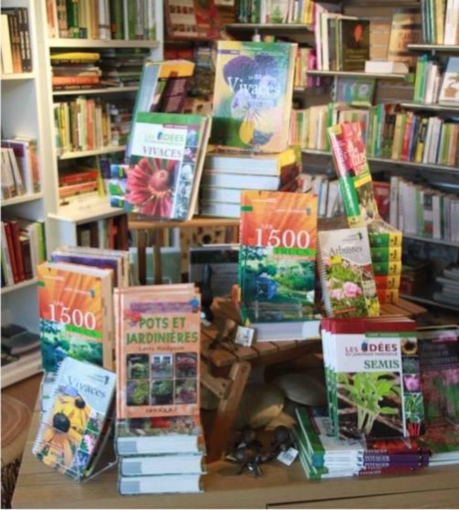 Livres du jardinier pareresseux